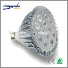High Power 95lm / W 12W conduit le faisceau de lumière conduit spotlight