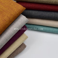 Home Textile Woven Polyester Fabric Coating Blackout Curtain Fabric for Sofa
