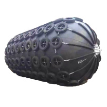 Deers d2.5 l4.0m pneumatic rubber ship to ship fenders