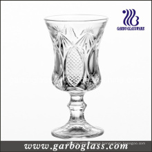 Footed Engraved Glass Cup (GB040304P)