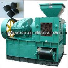 Máquina de planchado de briquetas de Charcoa directamente en la fábrica