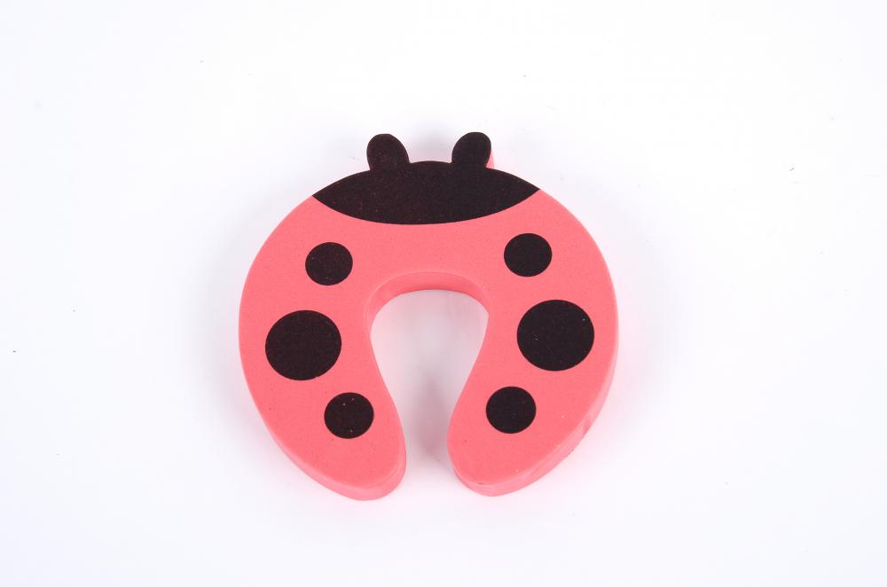 EVA Door Stopper with Ladybird Shape