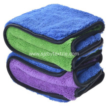 Wholesale 1200gsm Microfiber Car Auto Care Plush Towel