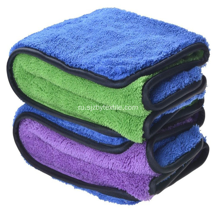 Microfiber+Coral+Fleece+1000gsm+Washing+Cloth+Towel