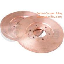 Cucr1zr Uns C18150 Copper Seam Wheel