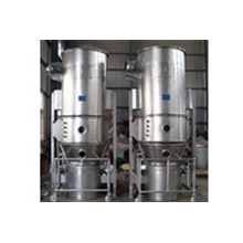 FL coffee powder fluidized bed granulator