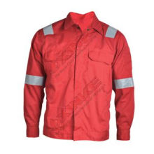 Nfpa2112 Fr Antistatic Safety Shirts with Reflective Tapes
