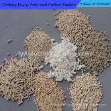 peneira molecular de zeólito 3a para secagem de etanol