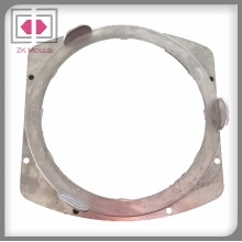 OEM for LED Housing,Die Casting Housing,Motor Housing Manufacturers and Suppliers in China Aluminum Light Cover Ring supply to Cook Islands Manufacturer
