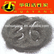 AAA areia abrasiva abrasiva de alumínio fundido 36 malha de alumínio