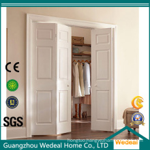 Wooden Composite American Panel White Primed Door Factory