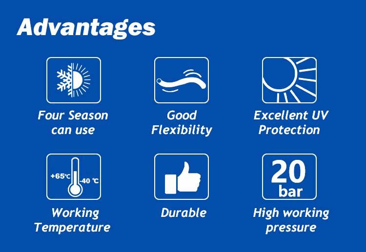 cold resistance air hose advantages