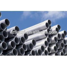 Black pipes hot dipped galvanized pipes