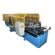 YTSING-YD-0317 Ridge Cap Section Roll Forming Machine in WUXI