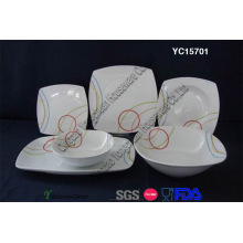 Porcelain Dinner Set on Promotion