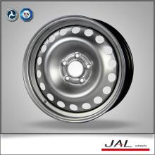 6.5x16 PCD 110 ET 38 CB 65.1 5 Lug Auto Felgen Räder in Silber Farbe