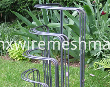 bow-plant-supports-galvanized