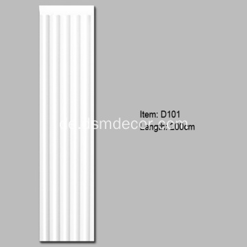 PU Pilaster Definition Architektur