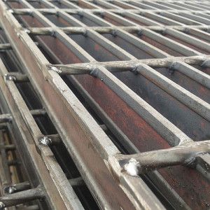 Galvanized I Type Steel Grid