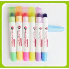 Fester Textmarker, fluoreszierender Stift (661)