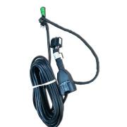 Trolling motor wire harness