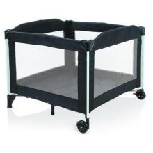 Basic Baby Laufstall / Babybett mit Rädern