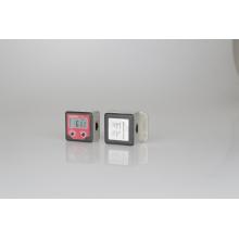 Localizador de transferidor Medidor de ângulo Medidor de inclinação digital caixa de bisel