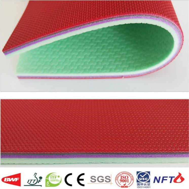Table Tennis Court Mat 4