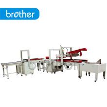 2015 Brother Apl-Css04 ligne d'emballage automatique de carton