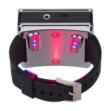 Relógio de pulso da terapia do laser do dispositivo médico