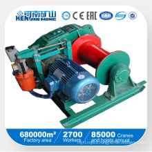 Electric Winch Fast Wire Rope Lifting Speed Electric Winches