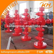 API 6A Öl Brunnenkopf Ausrüstung & Weihnachtsbaum / x-Baum