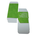 Einfaches Design Soap Paper Box