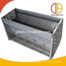 Poultry Equipment Pig Double Size Feeder