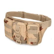 Camouflage Waist Bag Survival Kit Fanny Pack