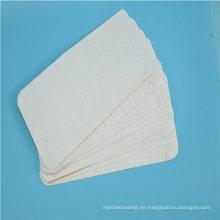 Accesorios de vestir de algodón con forma de aislamiento