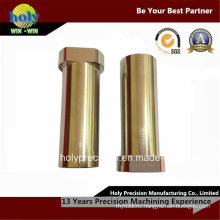 Custom CNC Brass Parts CNC Machined Brass Turning Parts