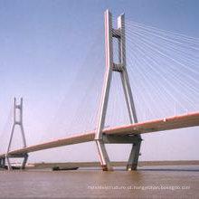 Ponte de Estrutura de Aço de Alta Qualidade da China