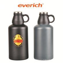 48 oz Rosquinho de cerveja de aço inoxidável personalizado e ecológico