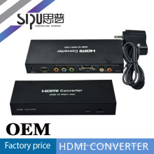 SIPU мульти медиа hdmi pbpr + vga конвертер для проектора