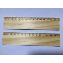 15cm Wooden Ruler for Office Stationery Supply