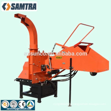 Tractor Wood Chipper Tree Branches Chipper