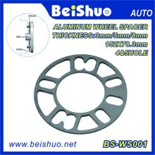 Aluminum Alloy 4 and 5 Lug 5mm Wheel Spacer for Auto Vehicle