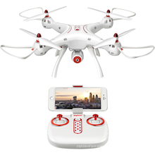 2.4G 6 Axis 4CH SYMA X8SW Drone Camera Quadcopter RC One Key Return Remote Helicopter