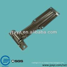 aleación bisagra precisión fabricación zinc aleación a presión fundición