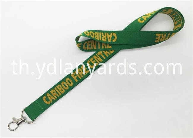 Jacquard Custom Lanyards