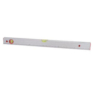 Professional Ribbed Spirit Level with Distinct Scale