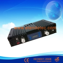 27dBm 80dB GSM/Dcs/WCDMA Triple Band Mobile Signal Amplifier with Digital Display