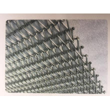 Flat Stainless Steel Wire Conveyor Belts