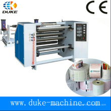 High Precision Thermal Paper Slitting Rewinder Machine, Fax Paper Slitter Rewinder, Carbonless Paper Slit Rewinding (DK-FQJ)